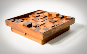 Explorations: 3D Chessboard