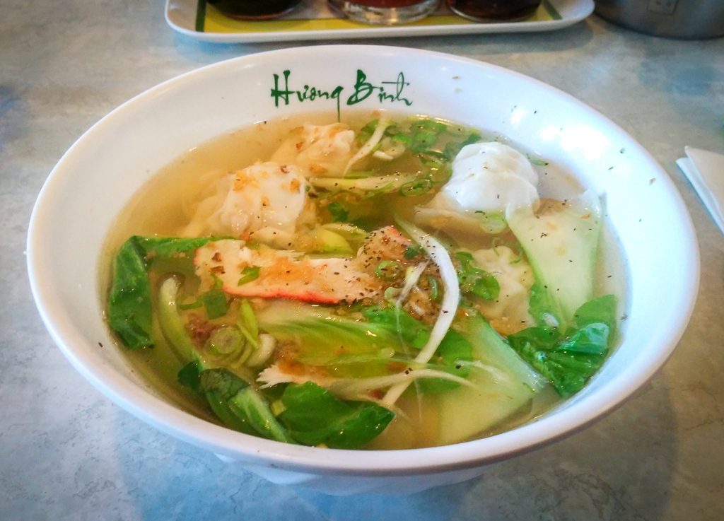 Huong Binh Lunch on food tour of Seattle's International District