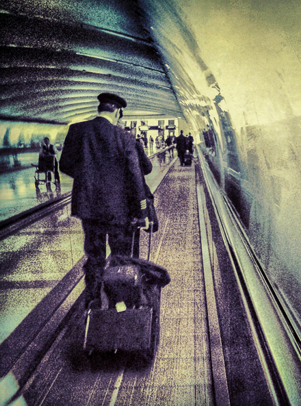 Thoughtful Travel - Airport Traveler