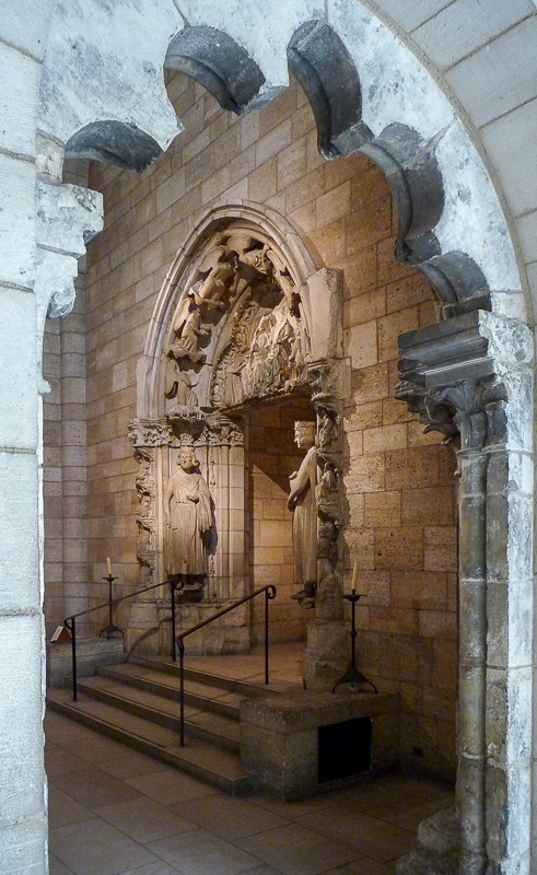 Cloisters Entry