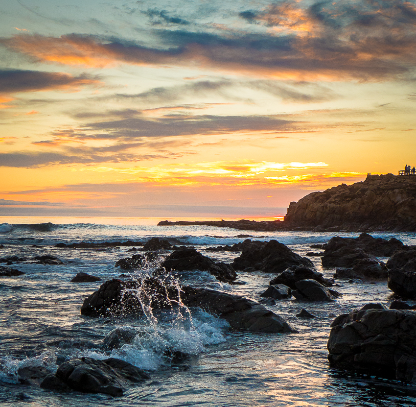 Why sunsets move us - Cambria Sunset