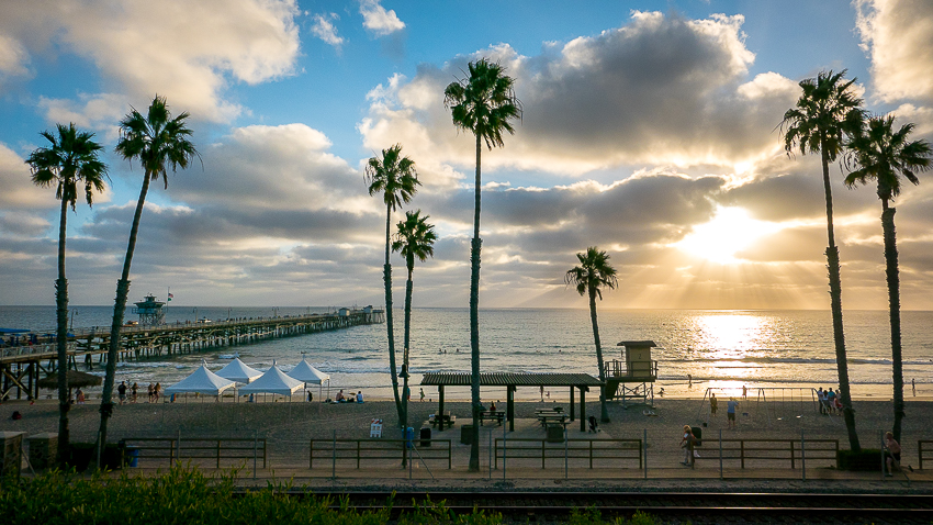 Creators, innovators and a meaningful trip: San Clemente Pier