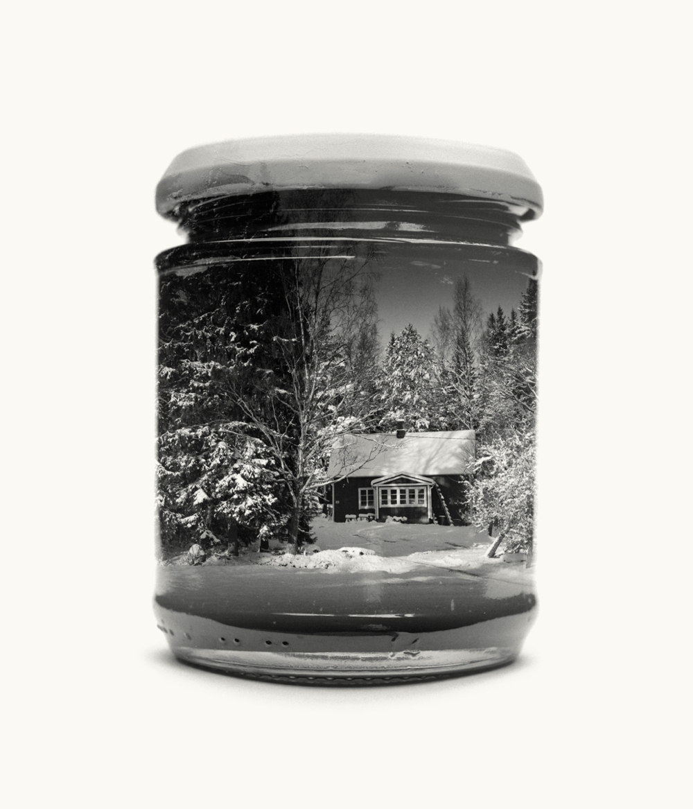 Collecting - Jarred Childhood Home by Christoffer Relander