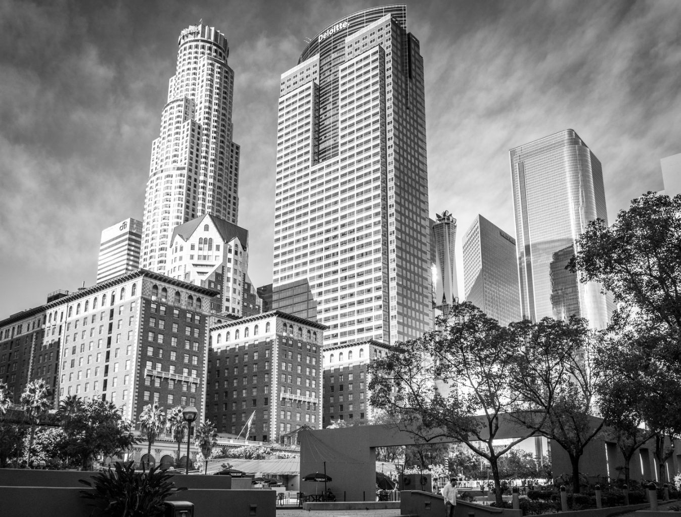 A photographer's DIY walking tour of downtown LA - Pershing Square