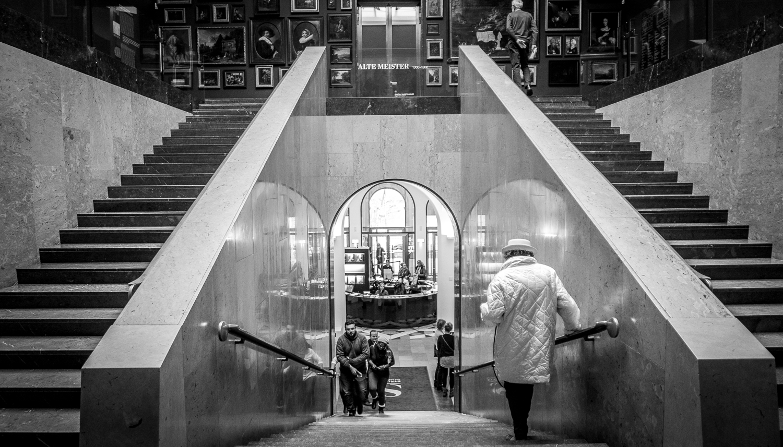 Frankfurt stopover - Staedel Museum