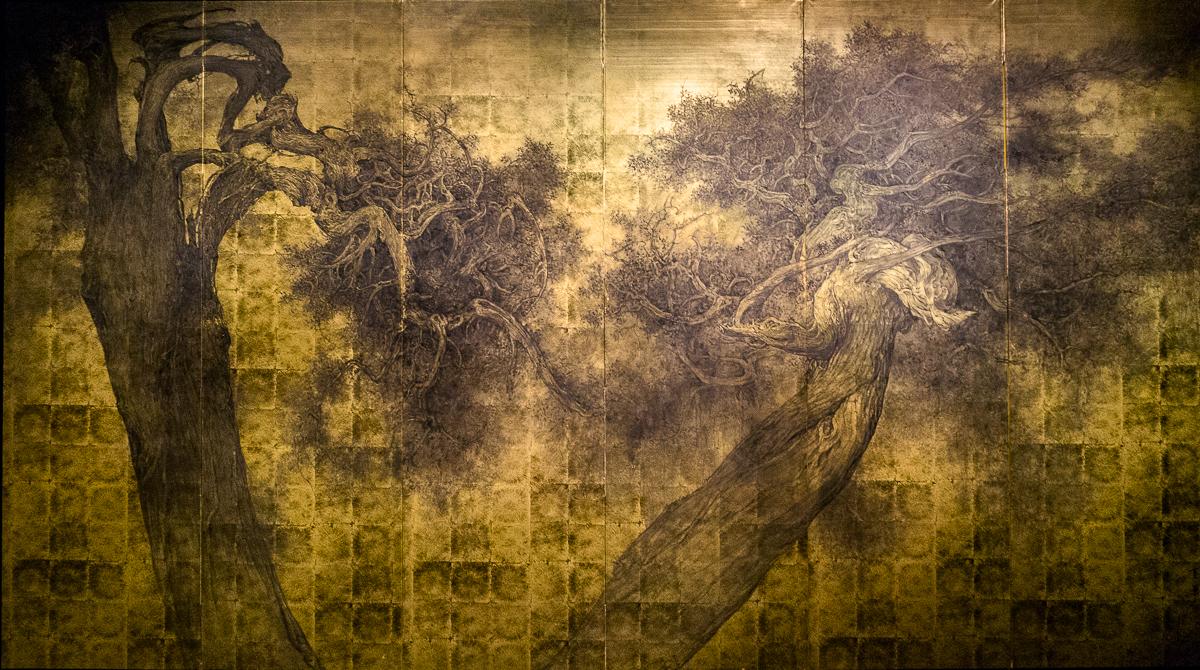 Li Hauyi painting